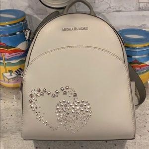 Michael Korda studded backpack